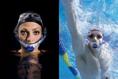 How cool is this? The ultimate snorkel