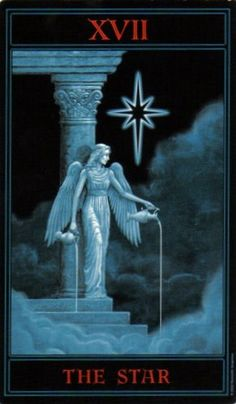 The Gothic Tarot: The Star