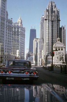 The Colours of Chicago, 1969