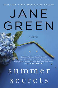 Summer Secrets:  A Conversation with Author Jane Green