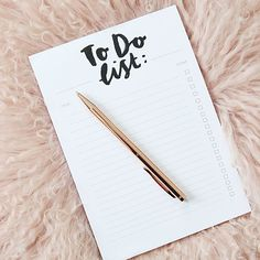 OBSESSED with this snap of the Mono To-do List notepad by @sophiemakeup in her blog post about WEDDING PLANNING!  Head over to her profile and check it out  or grab one of these puppies for yourself in the shop now!  prettystationery #pursuepretty #thatsdarling #workspaceinspo #petitejoys #blogging #bloggingtips #spilledink #flashesofdelight
