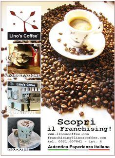 I migliori #Bar in #Franchising progettati e ideati per la tua #impresa! http://www.linoscoffee.com/ita/franchising-bar/