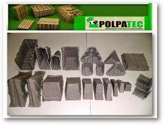 Polpa Moldada - Embalagens Sustentáveis
