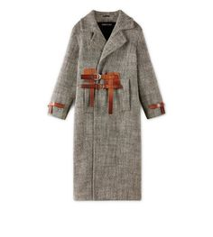 Designer Clothes, Shoes & Bags for Women Long Brown Coat, Top Casual, Herringbone Coat, Cute Coats, Tweed Coat, Wool Coat, Winter Mode, Oversized Coat, Coat Patterns
