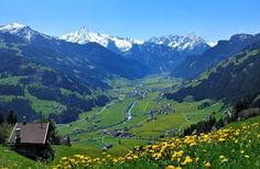 Hiking in Tyrol: Experience the mountains of Mayrhofen on 532 km of hiking trails and km of hiking routes in the entire Zillertal Valley European Travel, European Trips, Holiday Activities, Hiking Trails, Austria, Places To Go, Hotels, Outdoor, Adventure