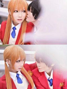 SHIZUKU AND HARU