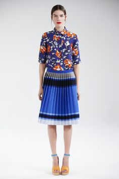 Ostwald Helgason Spring/Summer 2014 Trunkshow Look 17 on Moda Operandi