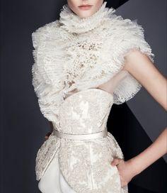 Details  Ashi Studio  Spring 2017 Couture