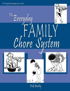 #hsreviews #mollycrew #choresThe Everyday Family Chore System has practical ideas for a family chore plan.