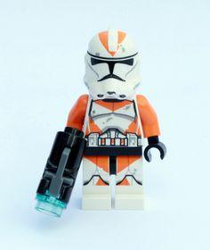 212th Battalion Clone Trooper (75036) Lego Star Wars Minifigure Review
