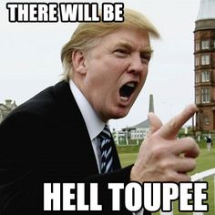 gotta love the trump