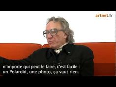 Fantastic interview.  8 minutes long.  Funny and wise. Interview with Joel-Peter Witkin