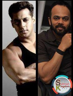Video : It is Great Working With Salman Khan Said Rohit Shetty   Salman Kingdom