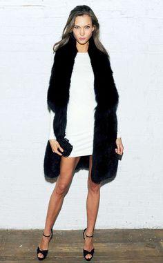 Models Off Dutty Karlie Kloss