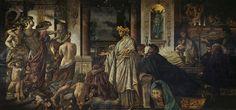 Anselm Feuerbach - Das Gastmahl. Nach Platon (zweite Fassung) - Google Art Project - Plato - Wikipedia