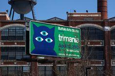 Trimania Billboard - 2013