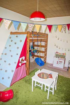I think a permanent fort should definitely be present. With this idea you can get an old bunk bed and convert it!!