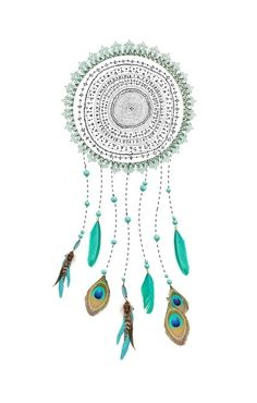 A dream catcher that matches E's room. To help her grow her biggest dreams, and to catch the bad ones.