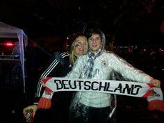 Acabei conhecendo essa alemã... Deutschland... e por fim, conquistei a manta dela... grande feito, e muito mais...Great.
