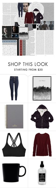 """Code breaker ~ tw Challenge Group"" by jen-the-glader ❤ liked on Polyvore featuring H&M, Grandin Road, Mulberry, C&C California, Patagonia, American Eagle Outfitters, iittala, Little Barn Apothecary and Oris"