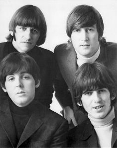 The Beatles were an English rock band that formed in Liverpool, in 1960. With John Lennon, Paul McCartney, George Harrison, and Ringo Starr, they became widely regarded as the greatest and most influential act of the rock era.
