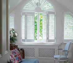 Arched Window Coverings