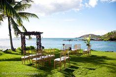 Sugarman Estate Maui Wedding