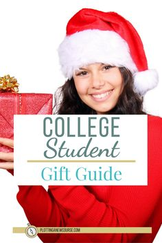 Having trouble finding great gifts for the college student on your list? Look no further. We've got the gifts they're asking for! #giftguide