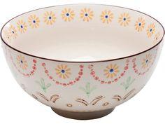 Miseczka na Płatki Grandmas Flowers Różne Rodzaje — Miseczki — KARE® Design