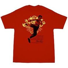 "Bruce Lee ""Immortality"" T-Shirt « Impulse Clothes"