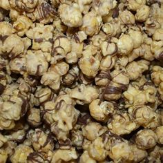 **DURING WARMER MONTHS (JUNE 1-SEP 1) WE ARE UNABLE TO SHIP CHOCOLATES DUE TO THE EXTREME TEMPERATURES** Our freshly popped gourmet caramel popcorn coated with real, rich peanut butter and milk chocol