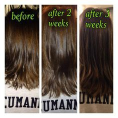 2 1/2 months on It works Hair Skin & Nails Awesome results longer ...