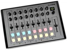 Livid Alias 8, a simple, straightforward, hand-built controller. $299.