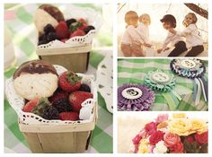 Website with lots of theme party ideas