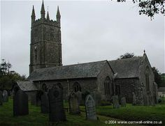 Lezant in Cornwall