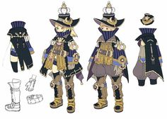 Pin by Rekysle on Art: 2D Character | Pinterest
