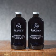 Rushmore Organic Fair Trade Cold Brew Coffee