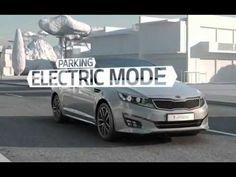 [Kia Optima] T-Hybrid Show Car