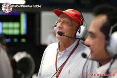 """Lauda: """"Las posibilidades de Alonso en Mercedes son remotas""""  #F1 #Formula1 #RussianGP"""