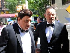 Exclusive Coverage. (EXCLUSIVE COVERAGE).Bruce Springsteen to make acting debut on bandmate Steven Van Zandt's 'Lilyhammer'