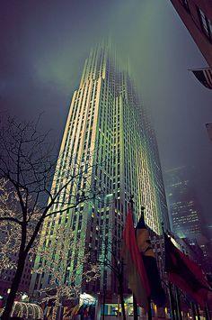 empire state building by carlosj, via Flickr