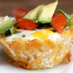 Hash Brown Breakfast Cups Recipe by Tasty