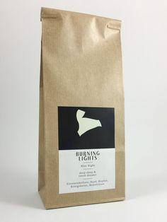 organic swiss tea, blue night, deep slepp and sweet dreams