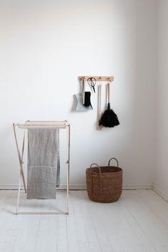 Styling and photo Riikka Kälkäjä Sustainable Living, Wardrobe Rack, Magazine Rack, Organization, Cabinet, Storage, Furniture, Home Decor, Style