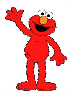 Elmo is a Muppet character on the childrens television show Sesame Street. Description from imgarcade.com. I searched for this on bing.com/images