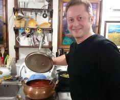Ieri sera ho avuto la fortuna di essere in cucina al fianco del simpaticissimo chef Daniele Persegani. Oltre ad essermi divertita tantissimo a spadellare i