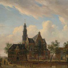 Er is er één jarig! De Westerkerk werd op deze dag in 1631 in gebruik genomen. Nog steeds torent hij met 85 meter trots boven de stad uit