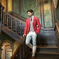 The prince enters #menswear #simplydapper #stylish