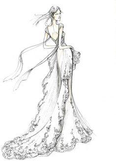 Abiti da sposa 2013: anteprima collezione Alberta Ferretti