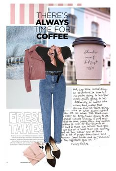 """""""A D V E N T U R E   A W A I T S"""" by mutsam17 ❤ liked on Polyvore featuring Trouvaille, River Island, Helmut Lang, Miss Selfridge, ASOS, MANGO, Moschino and CoffeeDate"""
